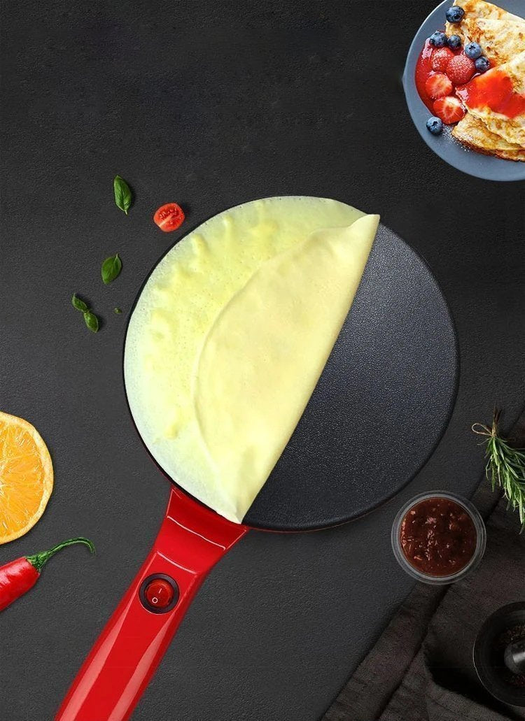 Bestsellrz® Omelette Pancake Dosa Crepe Maker Pan Electric Machine - Quicrepe™ Crepe Makers Quicrepe™