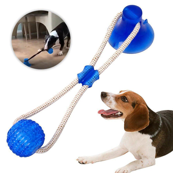 Bestsellrz® Pet Chew Toys for Dog Cat Indestructible Rope Toy - Chewio™ Dog Toys Chewio™
