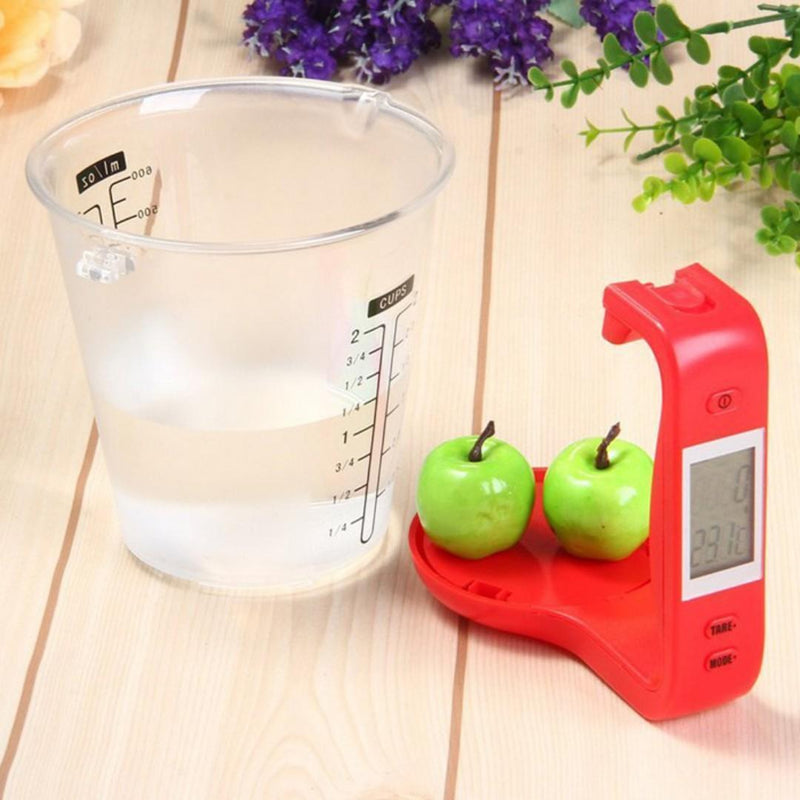 Bestsellrz® Plastic Liquid Measuring Cup Adjustable Digital Dry Jug - Cupometer™ Measuring Cups & Jugs Cupometer™