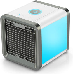 Bestsellrz® Portable Air Conditioner Small AC Unit for Rooms Compact AC - EasyChill™ Air Conditioners Crystal White Easychill™