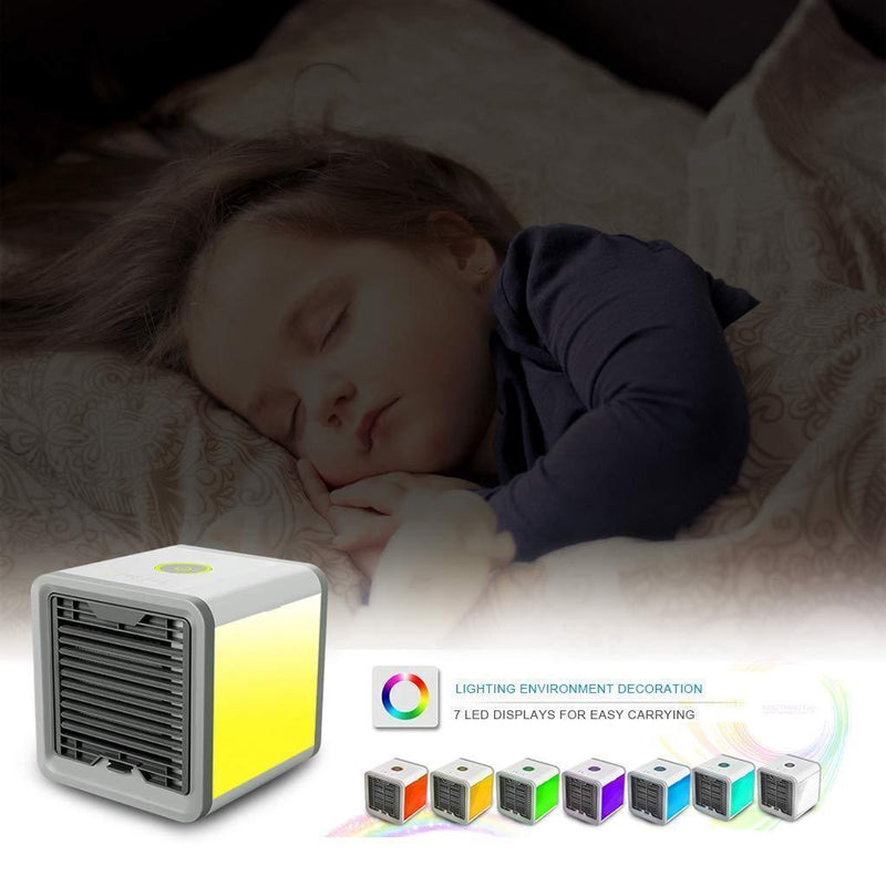Bestsellrz® Portable Air Conditioner Small AC Unit for Rooms Compact AC - EasyChill™ Air Conditioners Easychill™
