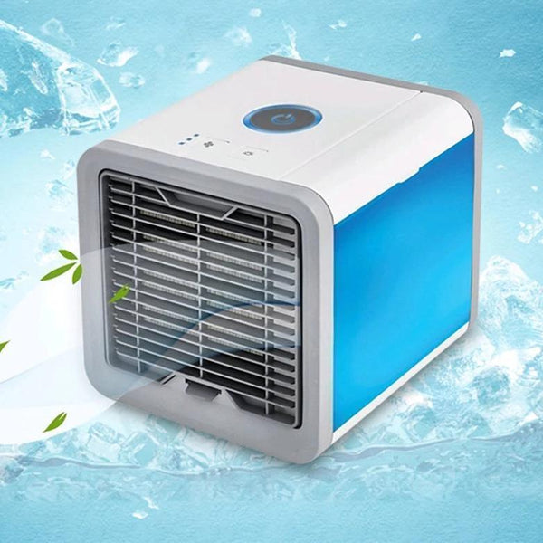 Bestsellrz® Portable Air Conditioner Small AC Unit for Rooms Compact AC - EasyChill™ Air Conditioners Ivory White Easychill™