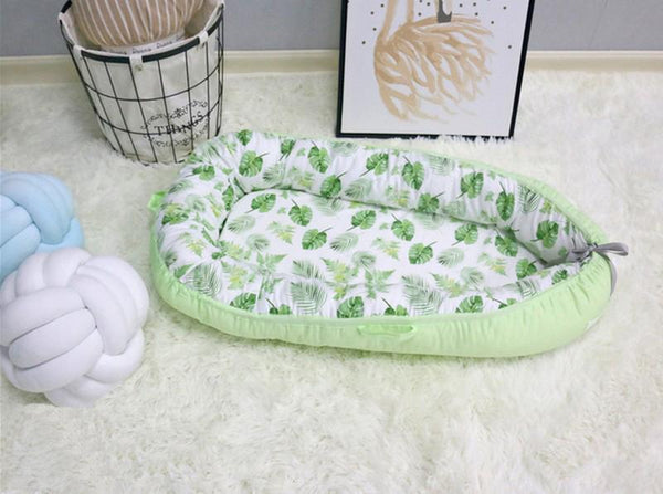 Bestsellrz® Portable Baby Bed Infant Lounger Nest Sleeper For Newborn - Snuggler™ Baby Cribs Snuggler™Pattern 1 Snuggler™