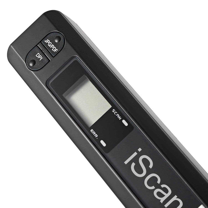 Bestsellrz® Portable Photo Document Book Scanner Handheld Wireless Wand - Quiscan™ Scanners Quiscan™