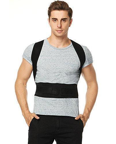 Bestsellrz® Posture Corrector Brace Back Support Belt Posture Trainer Men Women Braces & Supports L Posture Corrector Pro™