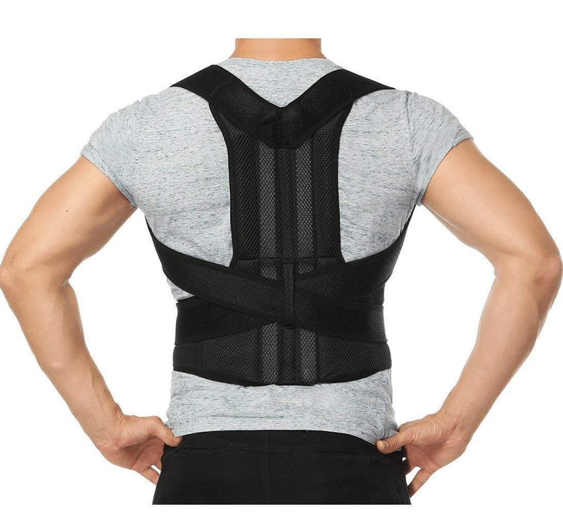 Bestsellrz® Posture Corrector Brace Back Support Belt Posture Trainer Men Women Braces & Supports XL Posture Corrector Pro™