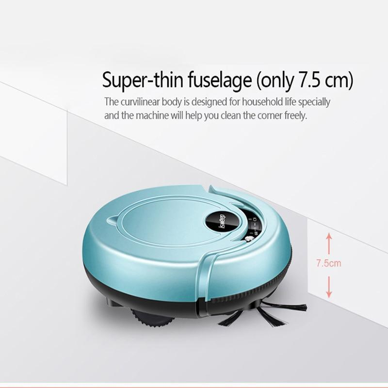 Bestsellrz® Robot Vacuum Floor Cleaner Automatic Cordless Sweeper Mop - Intelli-Kleen™ Pro Vacuum Cleaners Intelli - Kleen™ Pro