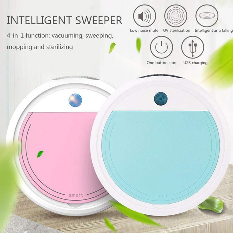 Bestsellrz® Robot Vacuum Floor Cleaner Automatic Cordless Sweeper Mop - Intelli Kleen™ Vacuum Cleaners Intelli-Kleen™