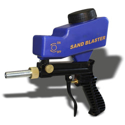 Bestsellrz® Sandblasting Spray Gun Equipment Portable Gravity Feed Machine -Silzi™ Spray Guns Silzi™