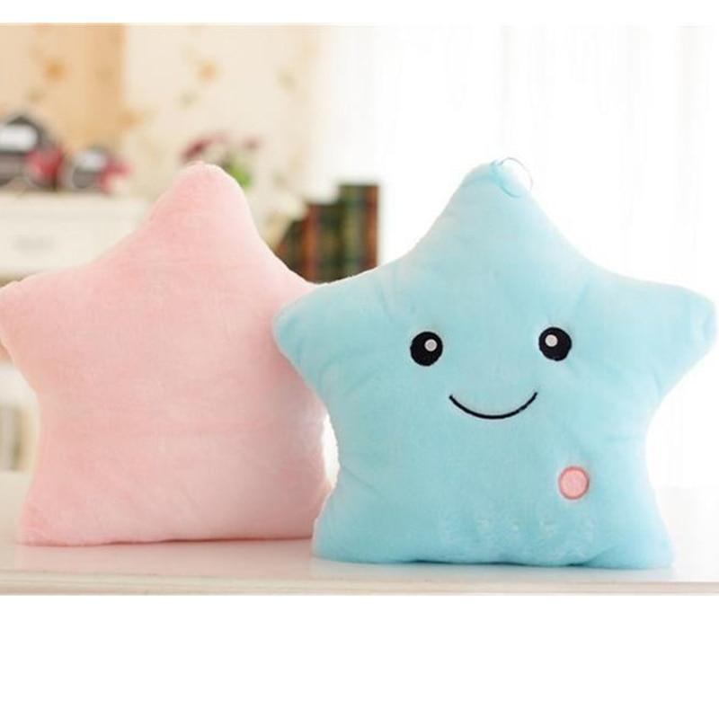 Bestsellrz® Star Shape Led Decorative Pillow - Starisco™ Stuffed & Plush Animals Starisco™