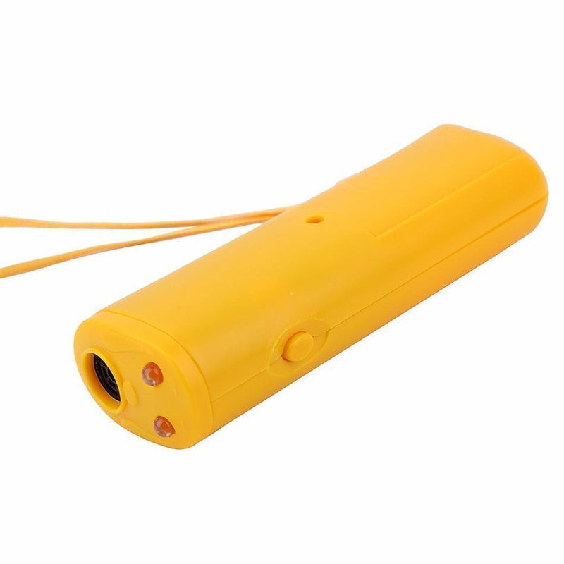 Bestsellrz® Ultrasonic Dog Repeller Pet Training Device Barking Deterrent-Dogwand™ Dog Trainer Dogwand™