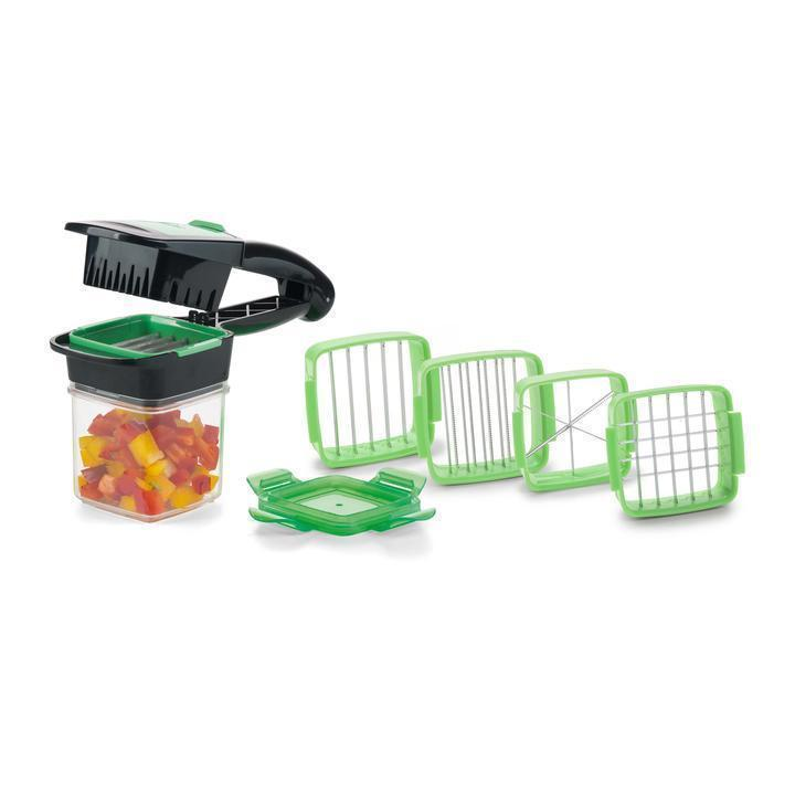 Bestsellrz® Vegetable Fruit Salad Cutter Slicer Dicer Machine - Slicie™ Shredders & Slicers Slicie™