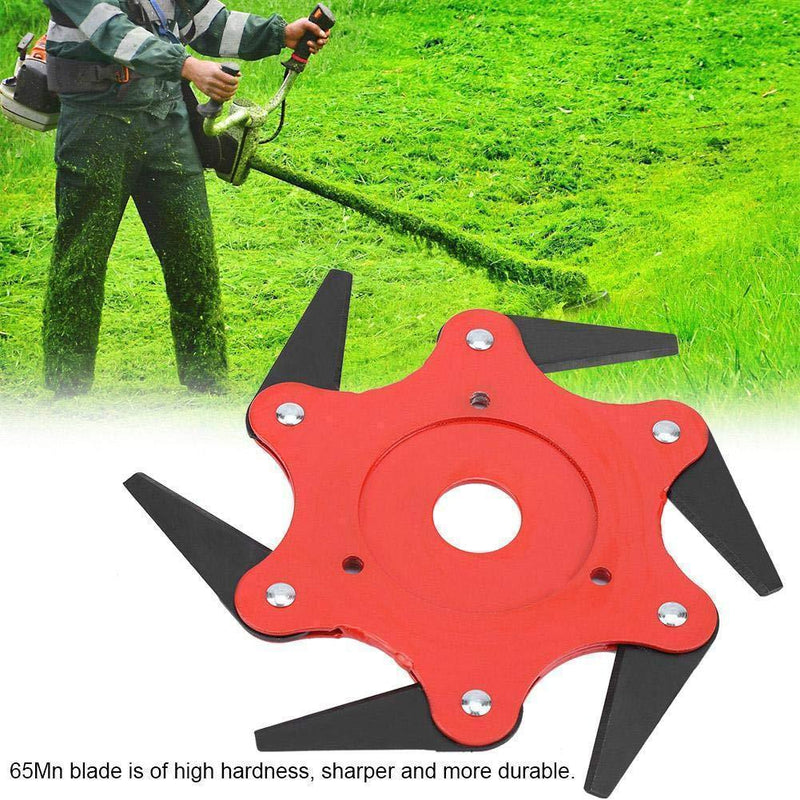 Bestsellrz® Weedwacker Blade Weed Eater Metal Trimmer Head Brush Cutter Blades Grass Trimmer Mowio™