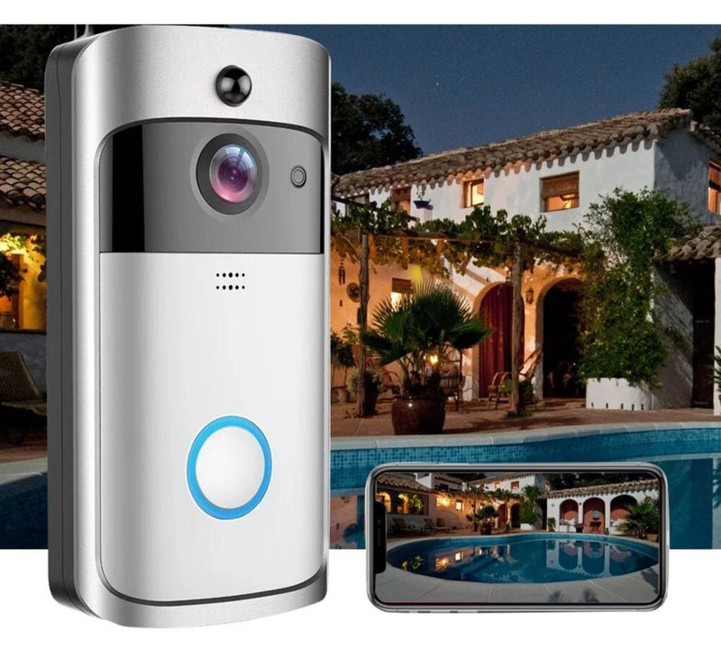 Bestsellrz® Wireless Camera Video Wifi Smart Ring Doorbell - Supabell™ Surveillance Cameras Supabell™ Supabell™