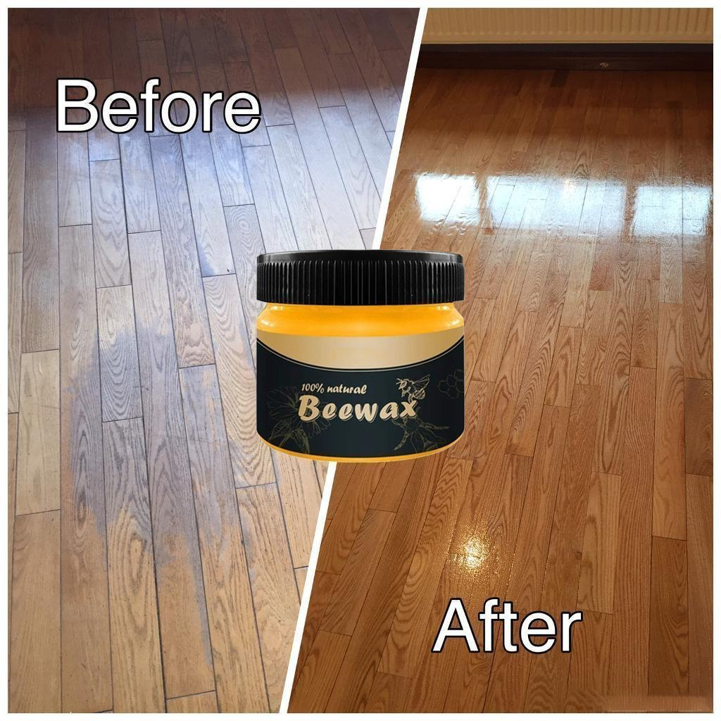 Wood Polish Beeswax Furniture Wax Finish For Wooden Floor