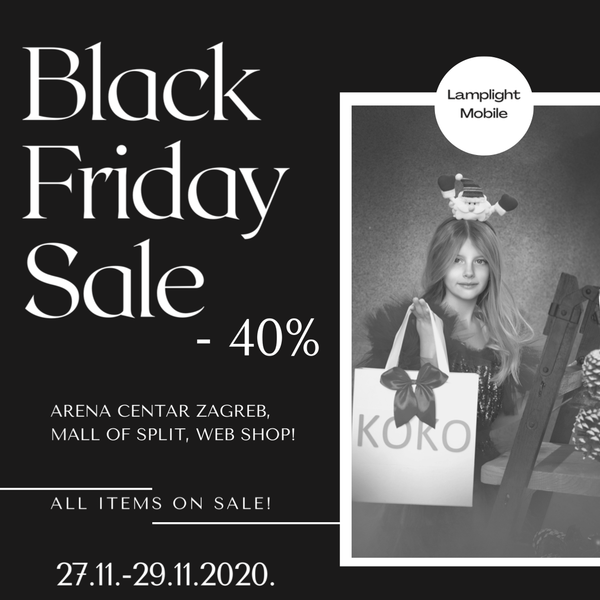 Black Friday-Koko Kids Store
