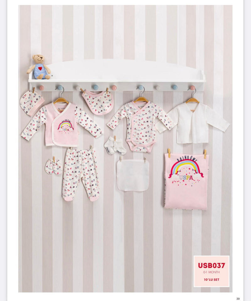 Set za bebe USPA UNICORN