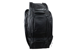 All Black Tri-Wheelie Kit Bag