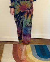 Load image into Gallery viewer, Cosmic Rainbow Sweatpants