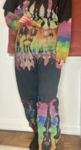 Rainbow Drip Sweatpants