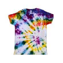 Load image into Gallery viewer, Rainbow Tie-dye T-Shirt