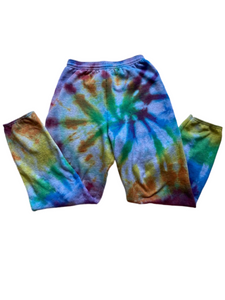 Cosmic GREY Rainbow Sweatpants