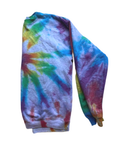 GREY Rainbow Sweatshirt