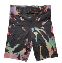Load image into Gallery viewer, REVERSE Tie-dye Biker Shorts