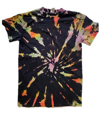 Load image into Gallery viewer, REVERSE Rainbow Tie-dye T-Shirt