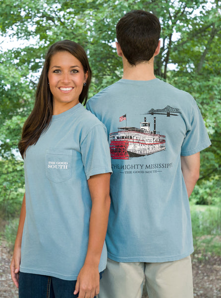 The Good South Mighty Mississippi T-Shirt