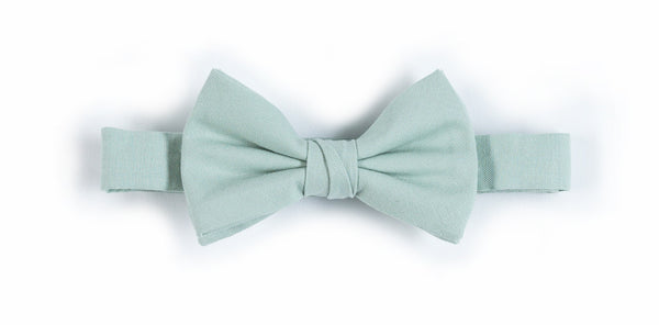 Kids Mint Green Bow Tie