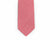 Red Microcheck Necktie