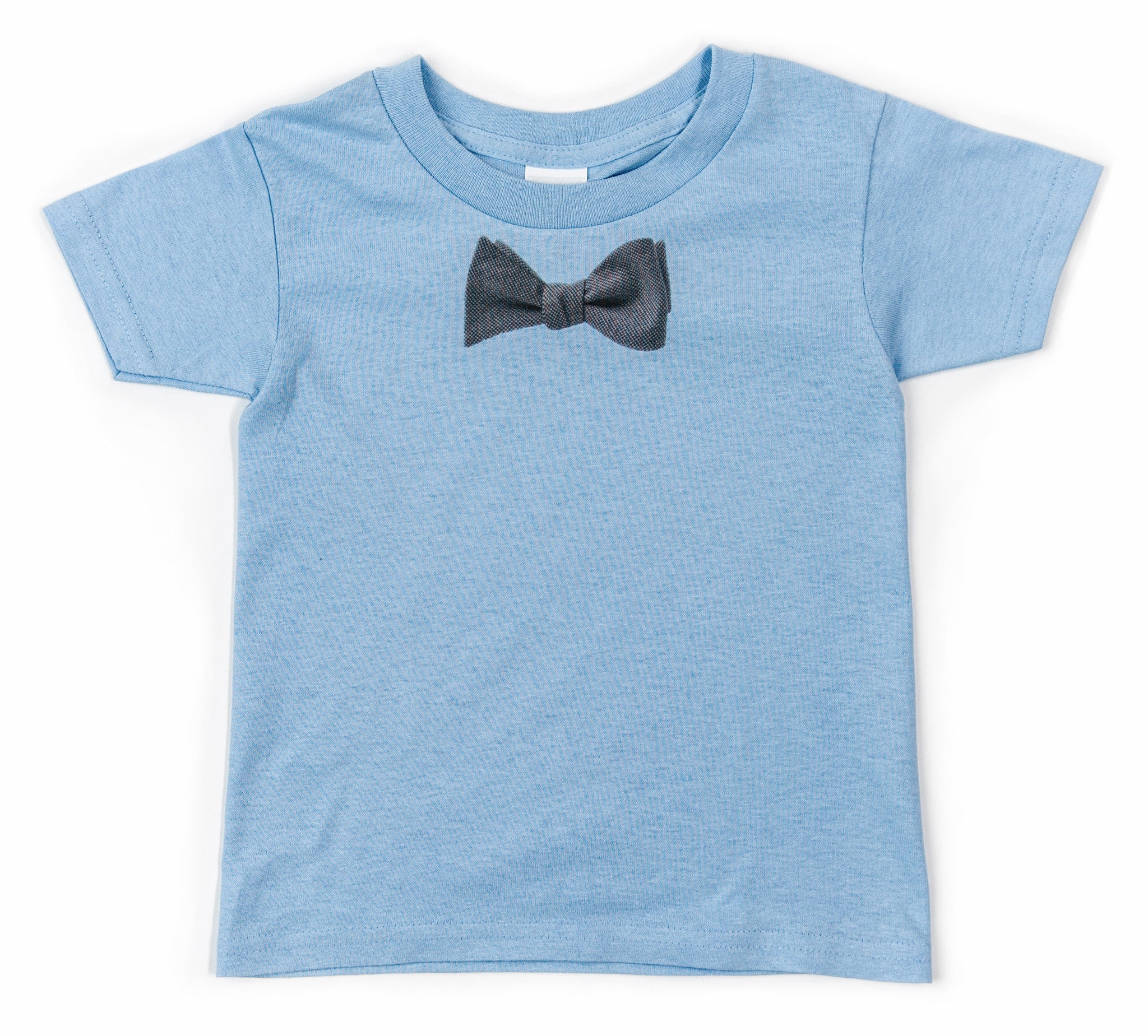 Toddler bow tie t shirt the good south for Baby shirt and bow tie