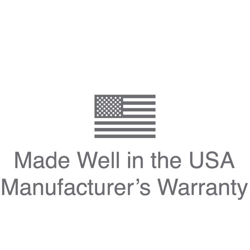 Made well in the USA logo