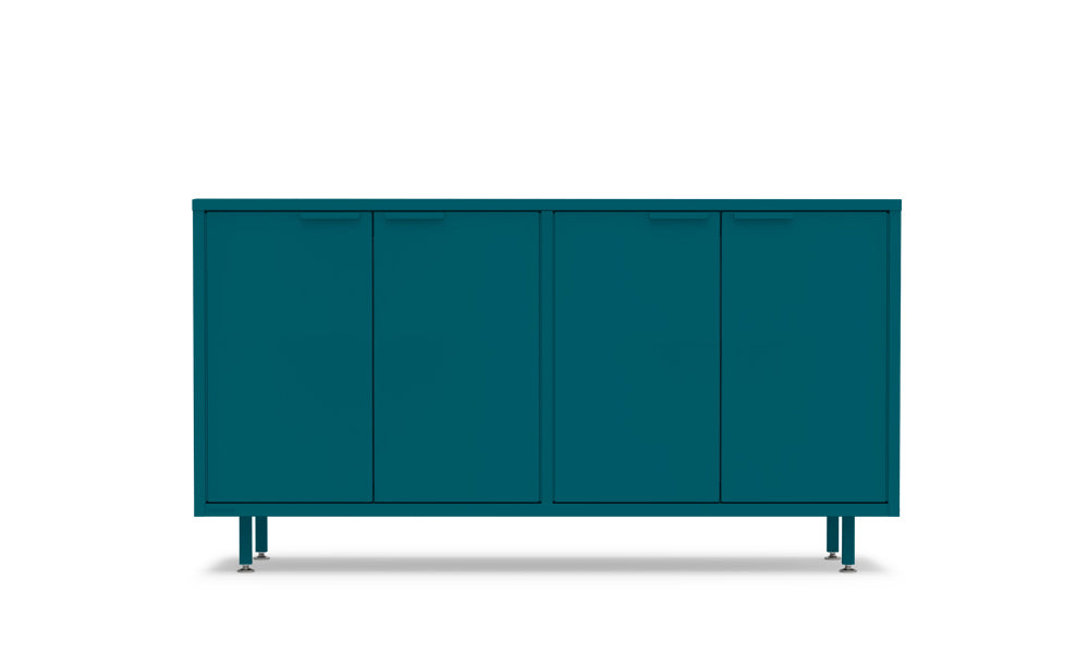 Active Duty A/V Credenza 60W Tall - Heartwork Inc