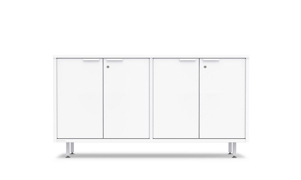 Active Duty Storage Credenza 60W Tall - Heartwork Inc
