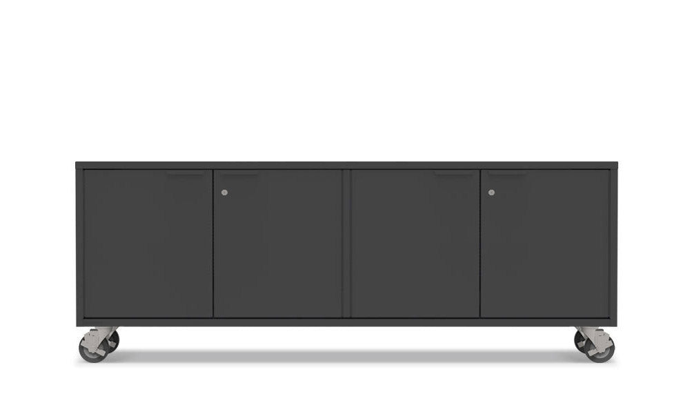 Active Duty Storage Credenza 72W - Heartwork Inc