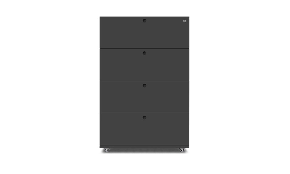 Building Block Lateral File 4H - Heartwork Inc