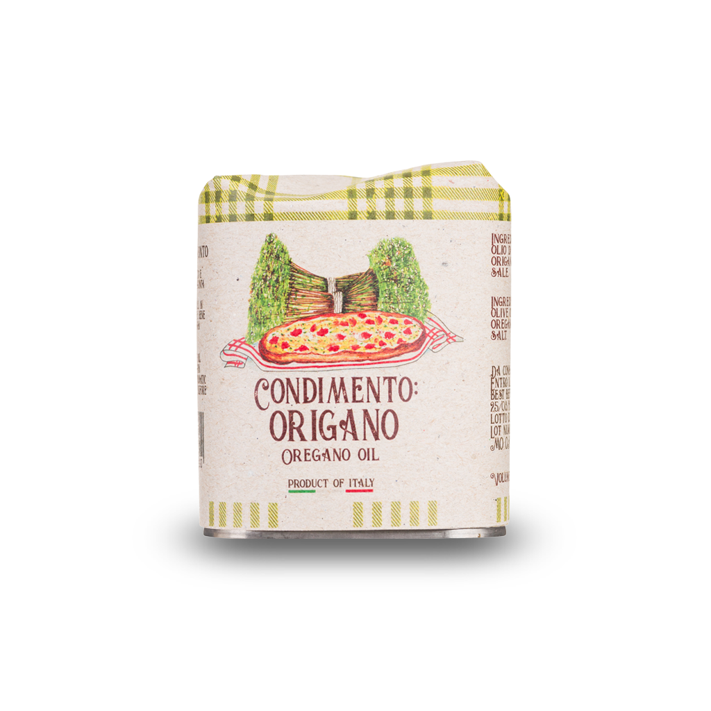 Oregano dressing - 175ml - Italian Market