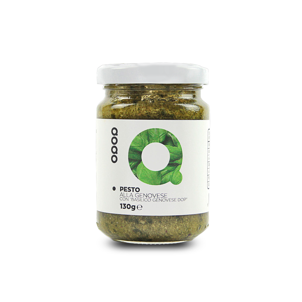 Genovese Pesto with Basil DOP 130 gr