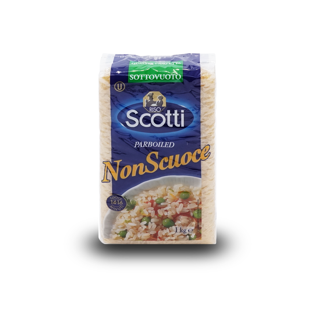 Riso Scotti - Parboiled Rice Kg.1