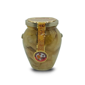 Quartered Artichokes in Sunflower Oil Jar 290 g - Italian Market