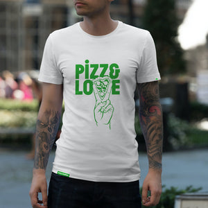 PIZZA & LOVE CHARITY T-SHIRT