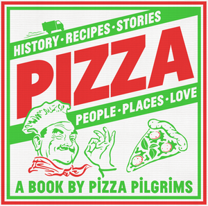 PIZZA BOOK AND PIZZA KIT BUNDLE