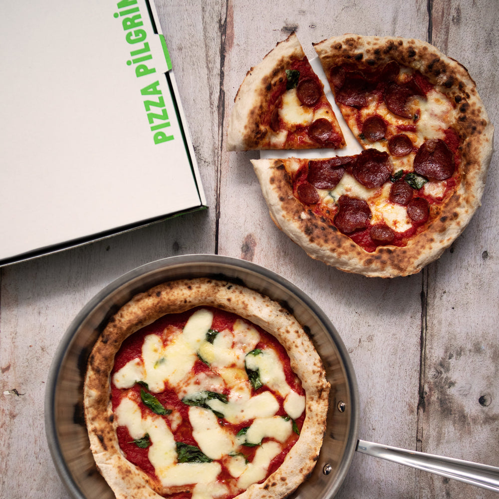FORTNIGHTLY PIZZA KIT SUBSCRIPTION