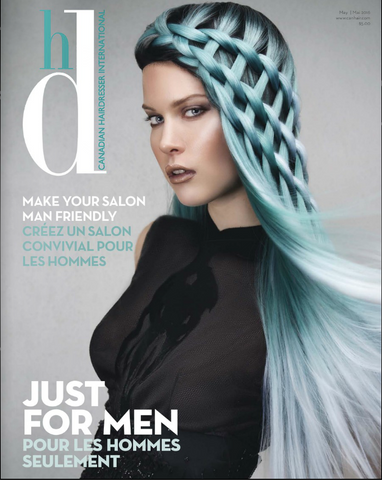 Canadian Hairdresser International - May 2016