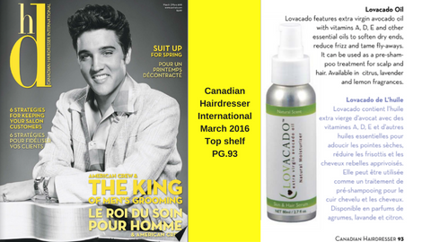 Canadian Hairdresser International - March 2016