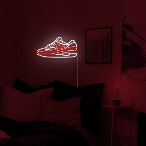 Néon LED Sneakers  <br>  Air Max 1