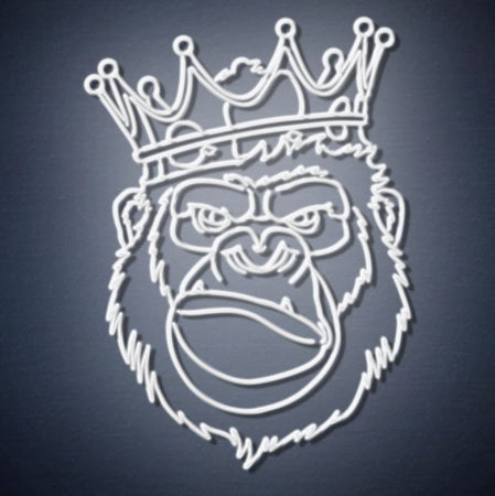 Néon <br> King Gorrilla