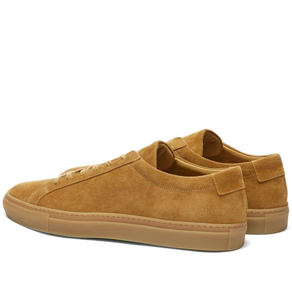 COMMON PROJECTS ACHILLES TAN LOW